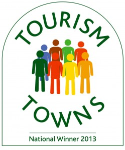 Tourism Town Logo_National Winner 2013