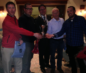 2014 Inter Company Golf Winners