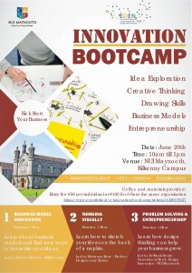 EDEN Innovation Bootcamp Kilkenny