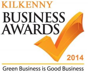 Kilkenny Business  awards logo2014